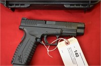 Springfield Armory XDM-9 9mm Pistol