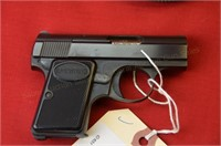 Browning Baby Browning .25 Pistol