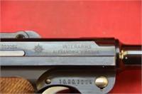 Mauser Luger .30 Luger Pistol