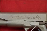 Colt Combat Commander .45 auto Pistol