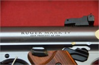 Ruger MKIV .22LR Pistol