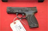 Smith & Wesson M&P 9 9mm Pistol