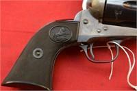 Colt SAA .38 Special Revolver
