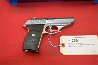 Sig Arms P232 SL .380 Pistol