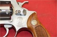 Smith & Wesson 60-7 .38 Special Revolver