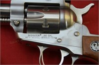 Ruger NM Single Six .22RF Revolver
