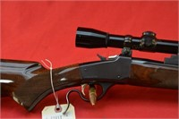 Browning 1885 .22 Hornet Rifle