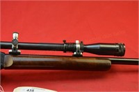 BSA Martini Henry .218 Bee Rifle