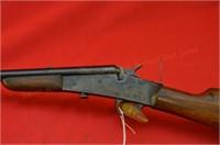 Remington No.6 .22SLLR Rifle