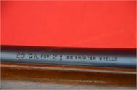 Remington 48 20 ga Shotgun
