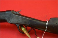 Winchester Pre 98 1885 Low Wall .22 short Rifle