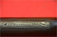 Winchester Pre 98 1890 .22WRF Rifle