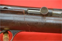 Savage 87A .22SLLR Rifle