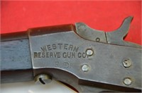 Western Gun Co Single Shot .22LR Rifle