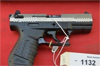 Walther P22 .22LR Pistol