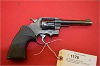 Colt Official Police .38 spl Revolver