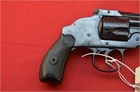 H&R Top Break .38 S&W Revolver