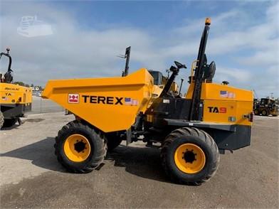 TEREX Dumpers For Sale - 121 Listings | MachineryTrader com