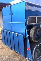 1980 Turnbow 2-Horse Trailer (view 4)