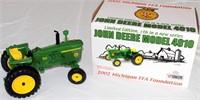2002 JD Mdl 4010 1/16 Scale Tractor, Michigan FFA Foundation Ltd Ed (5th in a series)