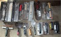 Misc Concrete Tools