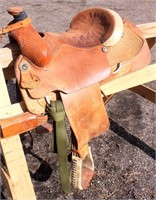 Western Saddle #3, Courts 2146 (view 1)