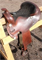 Western Saddle #5, Simco Custom Made 382255 (view 1)