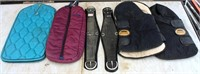 Tack Bags, Cinch's, Neck Wraps