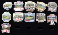 Baseball Collector Pins (in box)