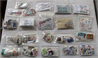 Several Bags of Collector Stamps