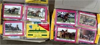2 Boxes Kentucky Derby Trading Cards