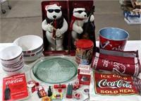 Misc Coca-Cola Collectibles