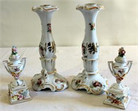 Candle Holders, Deco