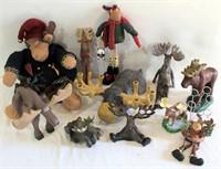 Misc Moose Deco Items