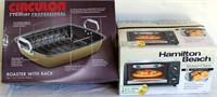 New Roaster & Toaster Oven
