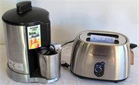 Juicer, New Toaster