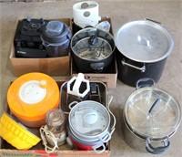 Misc Kitchen Appliances, Cookware