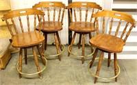 4- Tall Bar Stool/Chairs