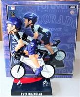 MLB Ltd Ed #28 Nolan Arenado Bobble Head (in box) - Cycling