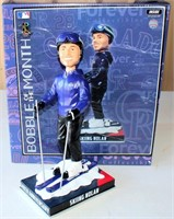MLB Ltd Ed #28 Nolan Arenado Bobble Head (in box) - Skiing