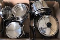 Saladmaster Cookware
