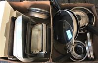 Misc Pots/Pans, Cookware