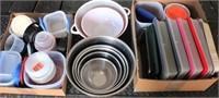 Misc Tupperware, Bowls, Etc