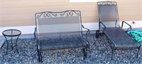 Metal Patio Furniture