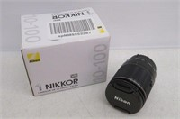 Nikon 1 NIKKOR 10-100mm f/4.0-5.6 VR, Black