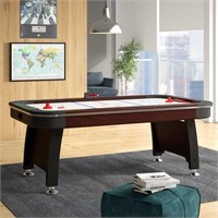 Adona 84'' Air Hockey Game Table with Scorer
