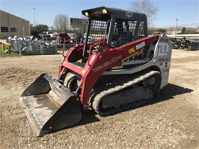 Takeuchi Track Skid Steers Auction Results - 252 Listings