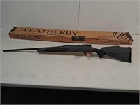 Weatherby Synthetic 6.5 creedmore 24 in bbl
