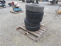 (5) Assorted Tires