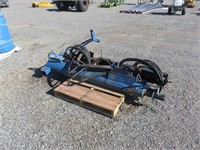 (2) Hydraulic Single Side Banders